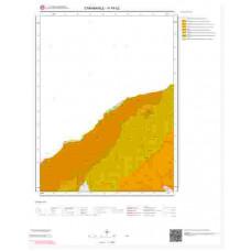 H16b2 Paftası 1/25.000 Ölçekli Vektör Jeoloji Haritası