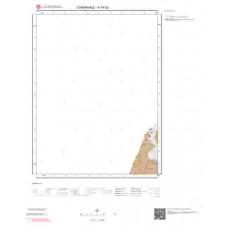 H16d2 Paftası 1/25.000 Ölçekli Vektör Jeoloji Haritası