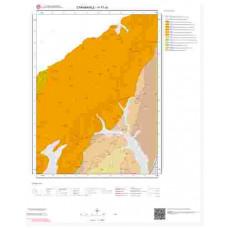 H17a1 Paftası 1/25.000 Ölçekli Vektör Jeoloji Haritası