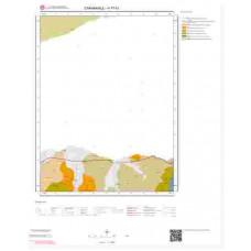 H17b1 Paftası 1/25.000 Ölçekli Vektör Jeoloji Haritası