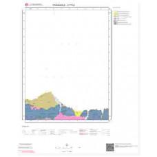 H17b2 Paftası 1/25.000 Ölçekli Vektör Jeoloji Haritası