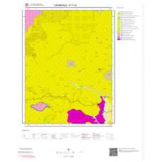 H17c4 Paftası 1/25.000 Ölçekli Vektör Jeoloji Haritası