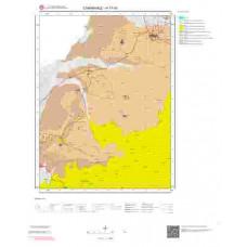 H17d1 Paftası 1/25.000 Ölçekli Vektör Jeoloji Haritası