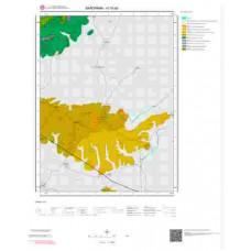 H18a3 Paftası 1/25.000 Ölçekli Vektör Jeoloji Haritası