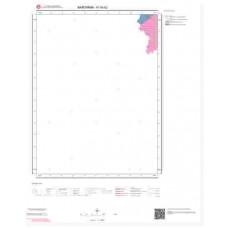 H18b2 Paftası 1/25.000 Ölçekli Vektör Jeoloji Haritası