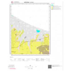 H18b3 Paftası 1/25.000 Ölçekli Vektör Jeoloji Haritası