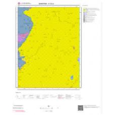 H18c3 Paftası 1/25.000 Ölçekli Vektör Jeoloji Haritası
