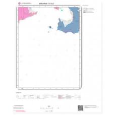H19a1 Paftası 1/25.000 Ölçekli Vektör Jeoloji Haritası