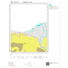 H19a4 Paftası 1/25.000 Ölçekli Vektör Jeoloji Haritası