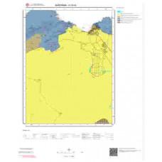 H19b3 Paftası 1/25.000 Ölçekli Vektör Jeoloji Haritası