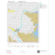 H20c3 Paftası 1/25.000 Ölçekli Vektör Jeoloji Haritası
