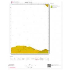 H21b1 Paftası 1/25.000 Ölçekli Vektör Jeoloji Haritası