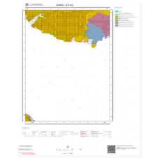 H21b2 Paftası 1/25.000 Ölçekli Vektör Jeoloji Haritası