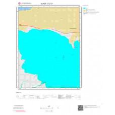 H21d1 Paftası 1/25.000 Ölçekli Vektör Jeoloji Haritası