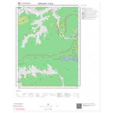 H26a2 Paftası 1/25.000 Ölçekli Vektör Jeoloji Haritası