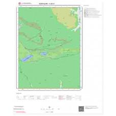 H26b1 Paftası 1/25.000 Ölçekli Vektör Jeoloji Haritası
