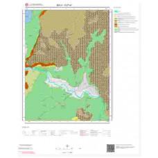 H27a1 Paftası 1/25.000 Ölçekli Vektör Jeoloji Haritası