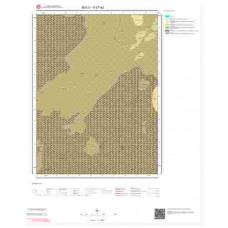 H27a2 Paftası 1/25.000 Ölçekli Vektör Jeoloji Haritası