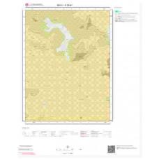 H28a1 Paftası 1/25.000 Ölçekli Vektör Jeoloji Haritası