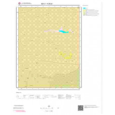 H28a3 Paftası 1/25.000 Ölçekli Vektör Jeoloji Haritası