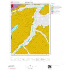 H 35-a1 Paftası 1/25.000 ölçekli Jeoloji Haritası