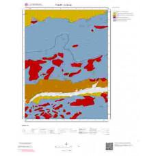 H 36-d2 Paftası 1/25.000 ölçekli Jeoloji Haritası