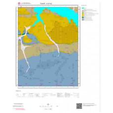 H 37-b3 Paftası 1/25.000 ölçekli Jeoloji Haritası
