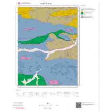 H 37-b4 Paftası 1/25.000 ölçekli Jeoloji Haritası