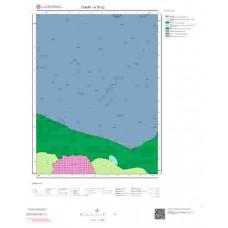 H 37-c2 Paftası 1/25.000 ölçekli Jeoloji Haritası