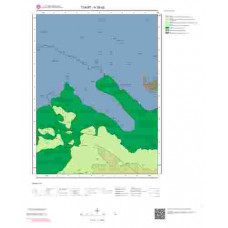 H 38-d2 Paftası 1/25.000 ölçekli Jeoloji Haritası