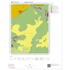 H39a2 Paftası 1/25.000 Ölçekli Vektör Jeoloji Haritası