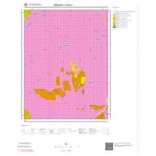 H39c3 Paftası 1/25.000 Ölçekli Vektör Jeoloji Haritası