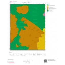 H39d2 Paftası 1/25.000 Ölçekli Vektör Jeoloji Haritası