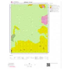 H40a4 Paftası 1/25.000 Ölçekli Vektör Jeoloji Haritası