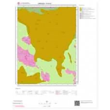 H40b2 Paftası 1/25.000 Ölçekli Vektör Jeoloji Haritası