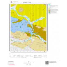 H40c1 Paftası 1/25.000 Ölçekli Vektör Jeoloji Haritası