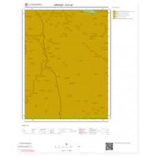 H41a2 Paftası 1/25.000 Ölçekli Vektör Jeoloji Haritası