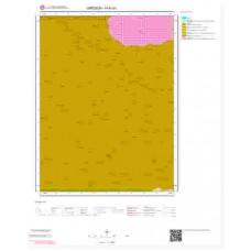 H41b1 Paftası 1/25.000 Ölçekli Vektör Jeoloji Haritası
