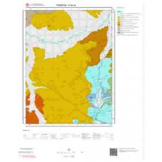 H44a3 Paftası 1/25.000 Ölçekli Vektör Jeoloji Haritası
