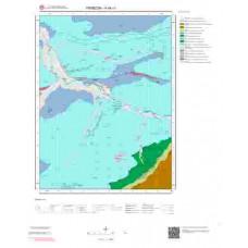H44c1 Paftası 1/25.000 Ölçekli Vektör Jeoloji Haritası