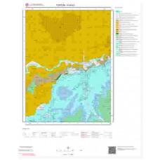 H45b1 Paftası 1/25.000 Ölçekli Vektör Jeoloji Haritası