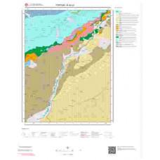 H45c3 Paftası 1/25.000 Ölçekli Vektör Jeoloji Haritası