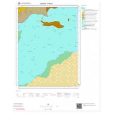 H 46-a1 Paftası 1/25.000 ölçekli Jeoloji Haritası