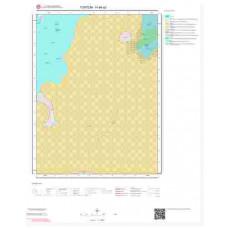 H46a2 Paftası 1/25.000 Ölçekli Vektör Jeoloji Haritası