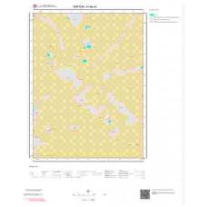 H46a3 Paftası 1/25.000 Ölçekli Vektör Jeoloji Haritası