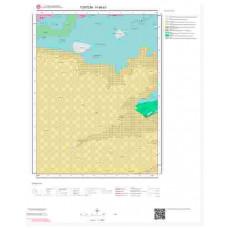 H46b1 Paftası 1/25.000 Ölçekli Vektör Jeoloji Haritası