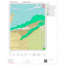H46b2 Paftası 1/25.000 Ölçekli Vektör Jeoloji Haritası