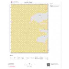 H46b4 Paftası 1/25.000 Ölçekli Vektör Jeoloji Haritası