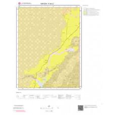 H 46-c2 Paftası 1/25.000 ölçekli Jeoloji Haritası