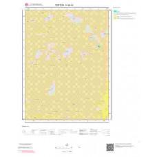 H 46-d2 Paftası 1/25.000 ölçekli Jeoloji Haritası